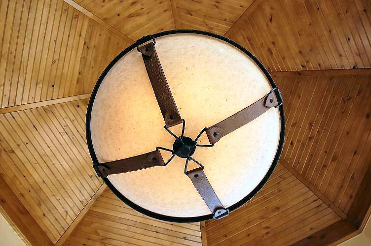 9296 ceiling detail in nook